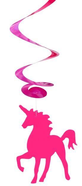Espiral con Unicornio